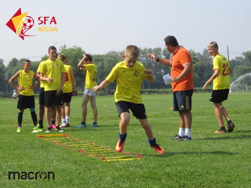 Просмотр в Испании SFA