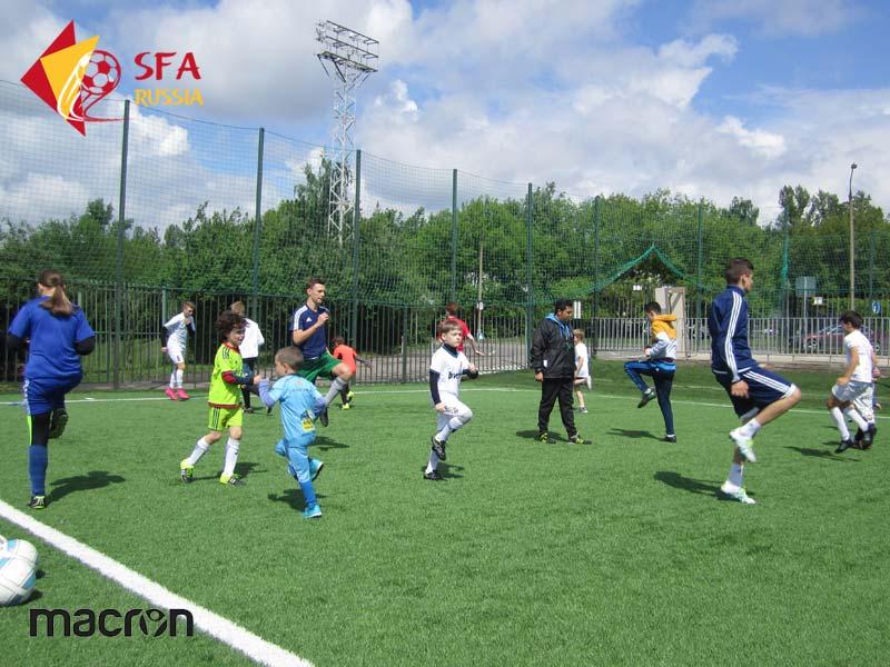 Тренировки SFA 2016